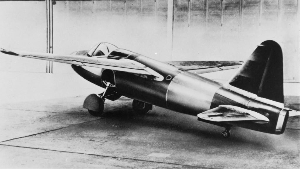 original He 178