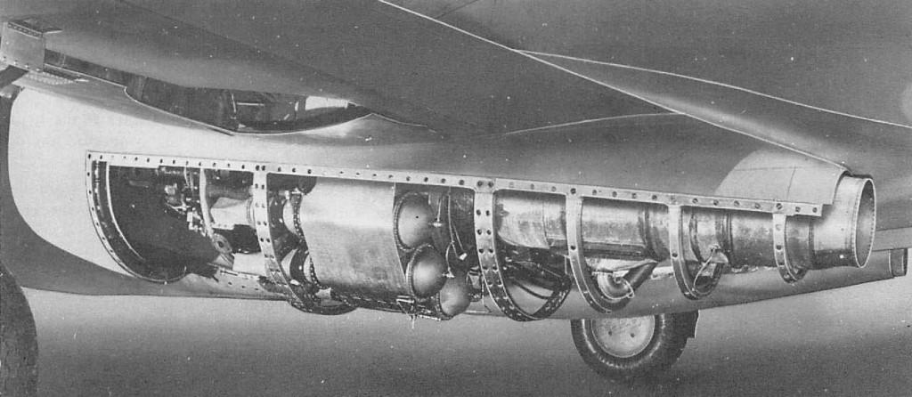 P-59 Airacomet (I-16)
